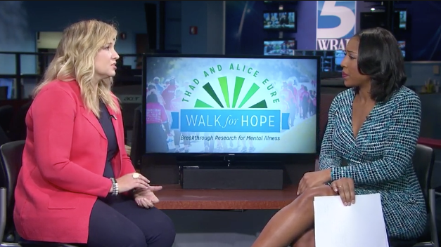 WRAL Interview - Stephanie Zerwas